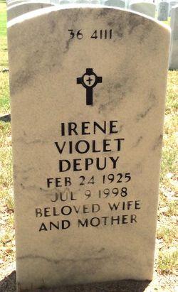 Irene Violet Depuy