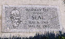 Whiskey Lee Seal
