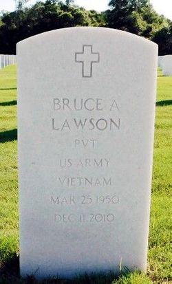 Bruce A Lawson