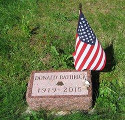 Donald Arthur Bathrick
