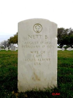 Nett B Albert