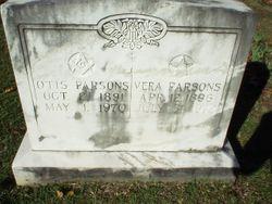 Vera Marie <I>Pogue</I> Parsons
