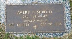 Avery Paul Shrout