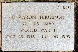 C Aaron Ferguson