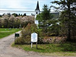 St. Bridget's Catholic Church Cemetery