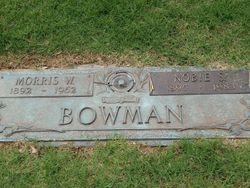 Nobie S Bowman