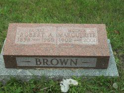 Marguerite <I>Loucks</I> Brown