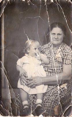 Mary Elsie Agnes <I>Vandall</I> Jones