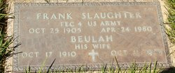 Beulah Slaughter