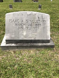 Issac A Singletary