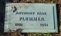 Anthony Fane Plummer