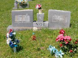 Nancy Inez <I>Garrett</I> Noe
