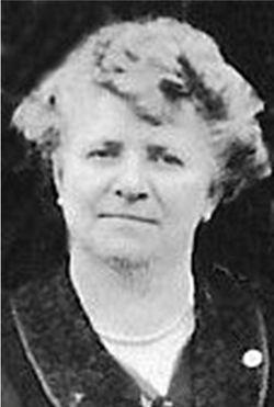 Nannie Belle <I>Keyser</I> Brumback