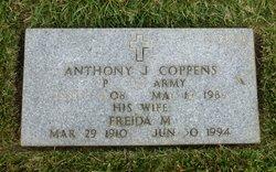 Anthony J Coppens