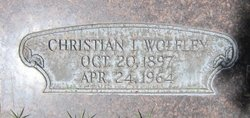 Christian Wolfley