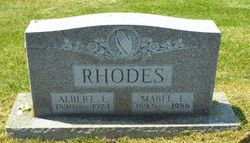 Mabel L. <I>Cheney</I> Rhodes