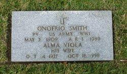 Alma Viola Smith
