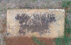 John Shields Coleman