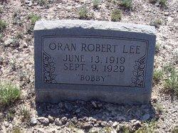 """Dran Robert """"Bobby"""" Lee"""