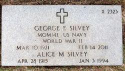 Alice Marie Silvey