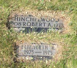 Robert Alexander Hinchelwood