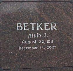 Alvin J Betker
