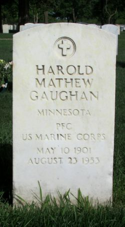 Harold Mathew Ross Gaughan