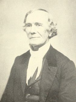 Rev Lavius Hyde