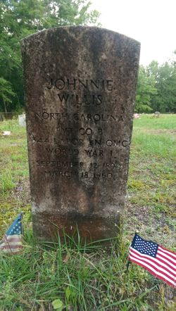 Johnnie Willis