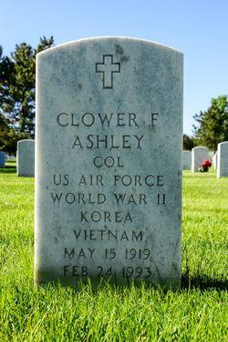Clower F Ashley