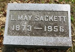 Laura May <I>Baldwin</I> Sackett