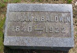 Luman H Baldwin