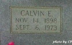 Calvin Edward Travis