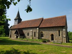 St. Augustine of Canterbury Churchyard
