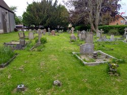 St. Thomas Churchyard
