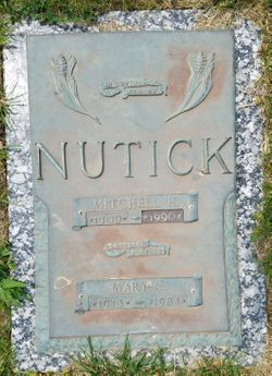 "Mitchell H ""Mike"" Nutick"