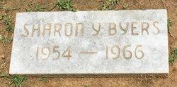 Sharon Yvonne Byers