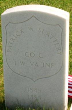 Patrick W Slattery
