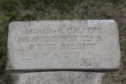 Richard G Hallett