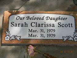 Sarah Clarissa Scott