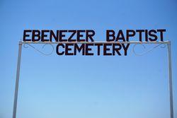 Ebenezer Baptist Cemetery