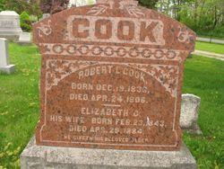 Elizabeth C. <I>Faulkner</I> Cook