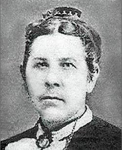 Mary Ann <I>Washburn</I> Noble