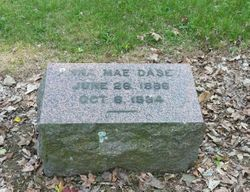 "Anna Mae ""Mae"" Dasey"