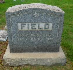 Ida Rebecca <I>Ott</I> Field