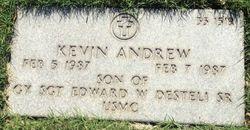 Kevin Andrew Desteli
