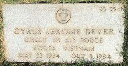 Cyrus Jerome Dever