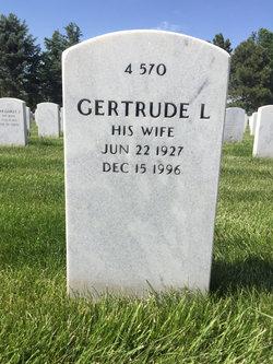 Gertrude L Dever