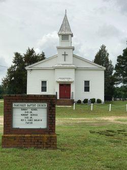Pamunkey Indian Baptist Church Cemetery