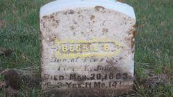 Bessie B Jones